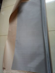316L, 200 Mesh, 0.05 mm Wire, Stainless Steel Wire Mesh for Screen Print pictures & photos