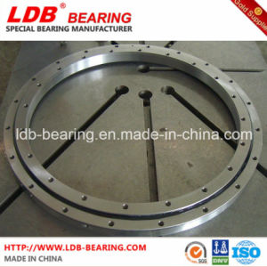 Single-Row Four Point Contact Slewing Ball Bearing with Internal Gear 9I-1b40-1278-1269 pictures & photos