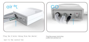 Coxo Electric Micromotor System Dental Equipment (brushless) pictures & photos