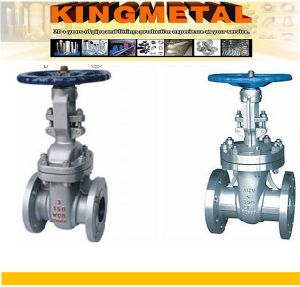 Stainless Steel Water Gate Valve pictures & photos