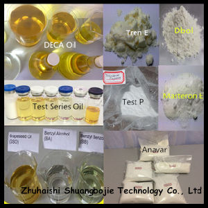 USP Anabolic Steroid Powder Test E / Enanject 250 / Testosterone Enanthate pictures & photos