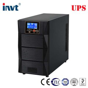DC96V with 8PCS Built-in Battery 3kVA Online UPS pictures & photos