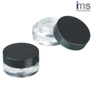 2ml Round Plastic Cosmetic Pot pictures & photos