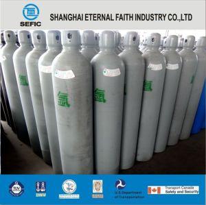 Seamless Steel Bottles Argon Gas Cylinder pictures & photos
