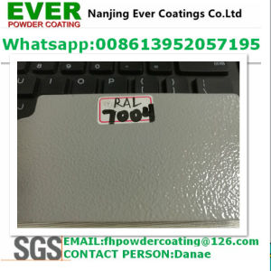 Epoxy Polyester Electrostatic Ral7004 Powder Coating for Indoor and Outdoor Use pictures & photos