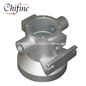 Aluminum Valve Body Sand Casting Foundry pictures & photos