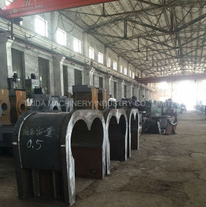 10/20/35/55/75/110 Liters Rubber Compounding Pressurized Dispersion Kneader Mixer pictures & photos