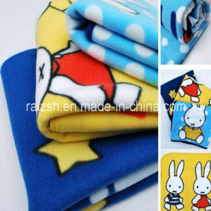 Fleece Blankets, Anti-Pilling Polar Fleece Blankets Promotional Gifts pictures & photos