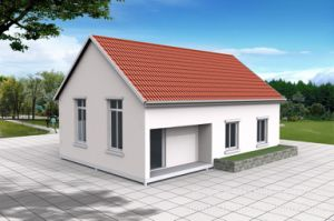 Cheap Temporary Use Construction Building Small Prefabricated Homes pictures & photos
