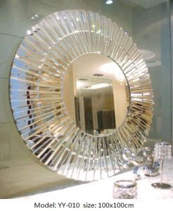 Round Bathroom Decorative Mirror pictures & photos
