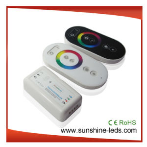 Hot Sale Wireless Touch RGB LED Controller with 2years Warranty pictures & photos