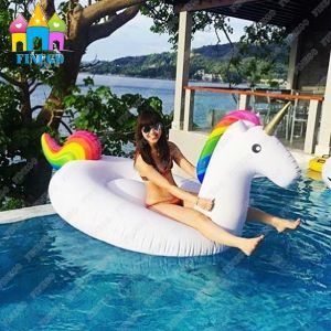 Unicorn Pegasus Swan Water Park Inflatable Floating Air Pool Floats pictures & photos