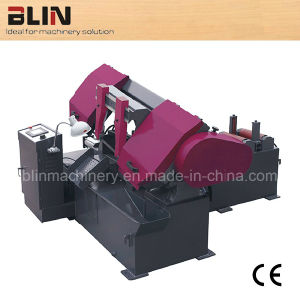 Horizontal CNC Full Automatic Band Saw (BL-HS-J28N) pictures & photos