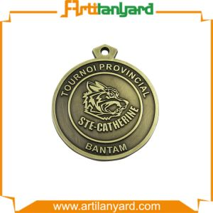 Customized Metal Souvenir Medal with Sports pictures & photos