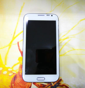 Single SIM MTK6577 Dual Core 3G Unlocked Android Mobile Phone for Galaxy Note 2 (N7100)