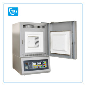 Laboratory 1200c Heat Treatment Electric Box Furnace with 150*150*150mm Chamber Cy-M1200-3L pictures & photos