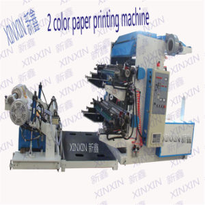 Film Blowing and Flexo Printing Machine in Line (FM45YT2600 FM55/YT2800 FM65/YT21000) pictures & photos