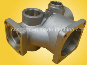 Investment Sand Casting Metal Parts pictures & photos