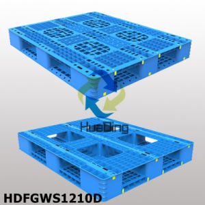 1200*1000 Environmentally Friendly Racking Plastic Pallet From China pictures & photos