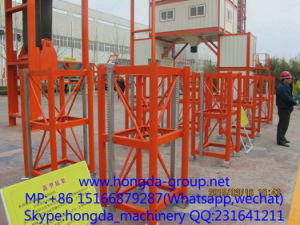 Construction Hoist (sc100, sc200) pictures & photos