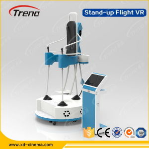 China Suppliers Zhuoyuan Stand up Flight Virtual Reality Applications pictures & photos