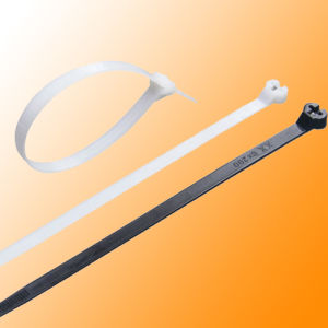 Nylon Cable Tie with Stainless Steel Inlay pictures & photos