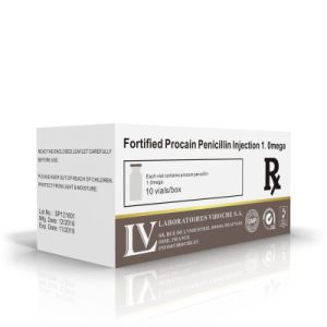 Fortified Procain Penicillin Injection pictures & photos
