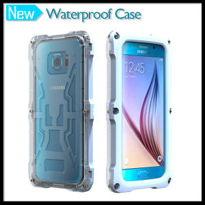 Top Grade Waterproof Protective Case Cover for Samsung Galaxy S6 and S6 Edge with Screw pictures & photos