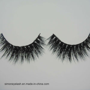 100% Natural Mink Fur False Eyelash with Own Brand pictures & photos
