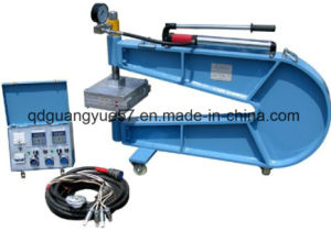 Integrated Rubber Belt Vulcanizing Repair Machine pictures & photos