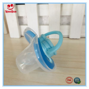 Food Grade Silicone Baby Pacifier for Newborns pictures & photos