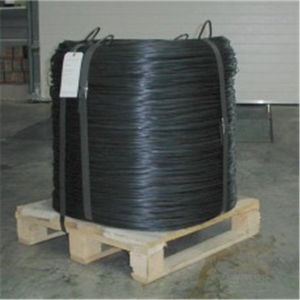 China Supplier 18 Gauge Soft Annealed Black Iron Wire with ISO9001 (Manufacturer) pictures & photos
