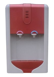 Desktop Hot and Cold Water Dispenser pictures & photos