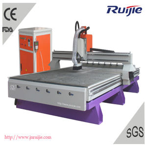 CNC Wood Router Machine with Vacuum Table (RJ-2030) pictures & photos