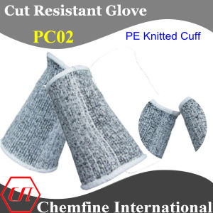 PE Knitted Cuff/ Cut Resistant pictures & photos
