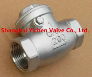 20 Inch 600lb Double Flange Non Slam Swing Check Valve pictures & photos