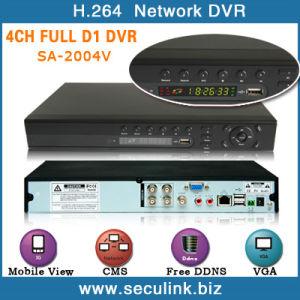 4CH Full D1 Standalone DVR (SA-2004V)