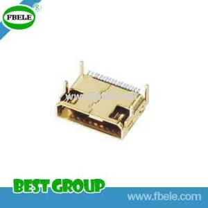 Mini USB/Plug/for Cable Ass′y USB Connector Fbmusb18-102 pictures & photos