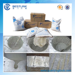 Hot Selling Rock Blasting Powder Soundless Cracking Expansive Mortar pictures & photos