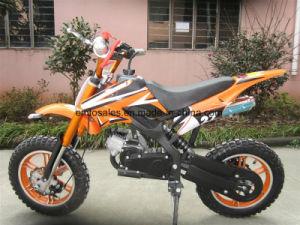 49cc 2 Stroke Children Size Mini Dirt Bike (ET-dB011) pictures & photos