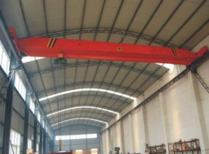Single Girder Running Overhead Hoist Cranes pictures & photos