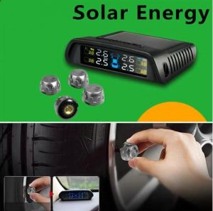 Hot Selling Solar Charging Tire Pressure Monitoring System TPMS pictures & photos