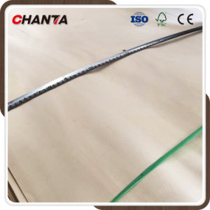 1.0mm 1.2mm 1.4mm 1.6mm 1.8mm Poplar Core Face Veneer From Chanta pictures & photos