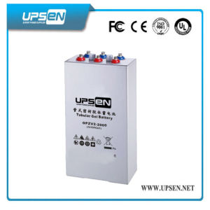 Opzv Battery with UL94-V1 Certificate for Solar Power and Wind Power Application pictures & photos