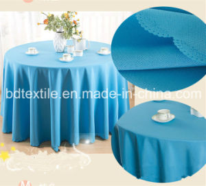 Wide Width Table Cloth Fabric 160GSM 300cm for Hotel, Restaurant pictures & photos