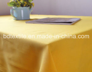 Professional Factory of 100% Polyester Minimatt Fabric for Table Cloth pictures & photos