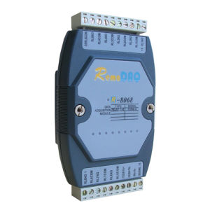 8-Channel a Type Relay Output Module with LED Display (R-8068) pictures & photos