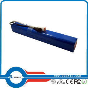 11.1V 10400mAh 18650 4s4p Rechargeable Li-ion Battery Pack pictures & photos