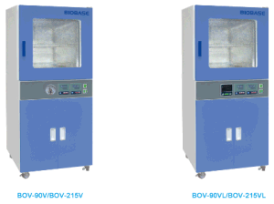 Automatically Control Vacuum Drying Oven pictures & photos
