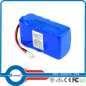 4s5p 18650 Lithium Battery Pack 14.8V 13000mAh pictures & photos